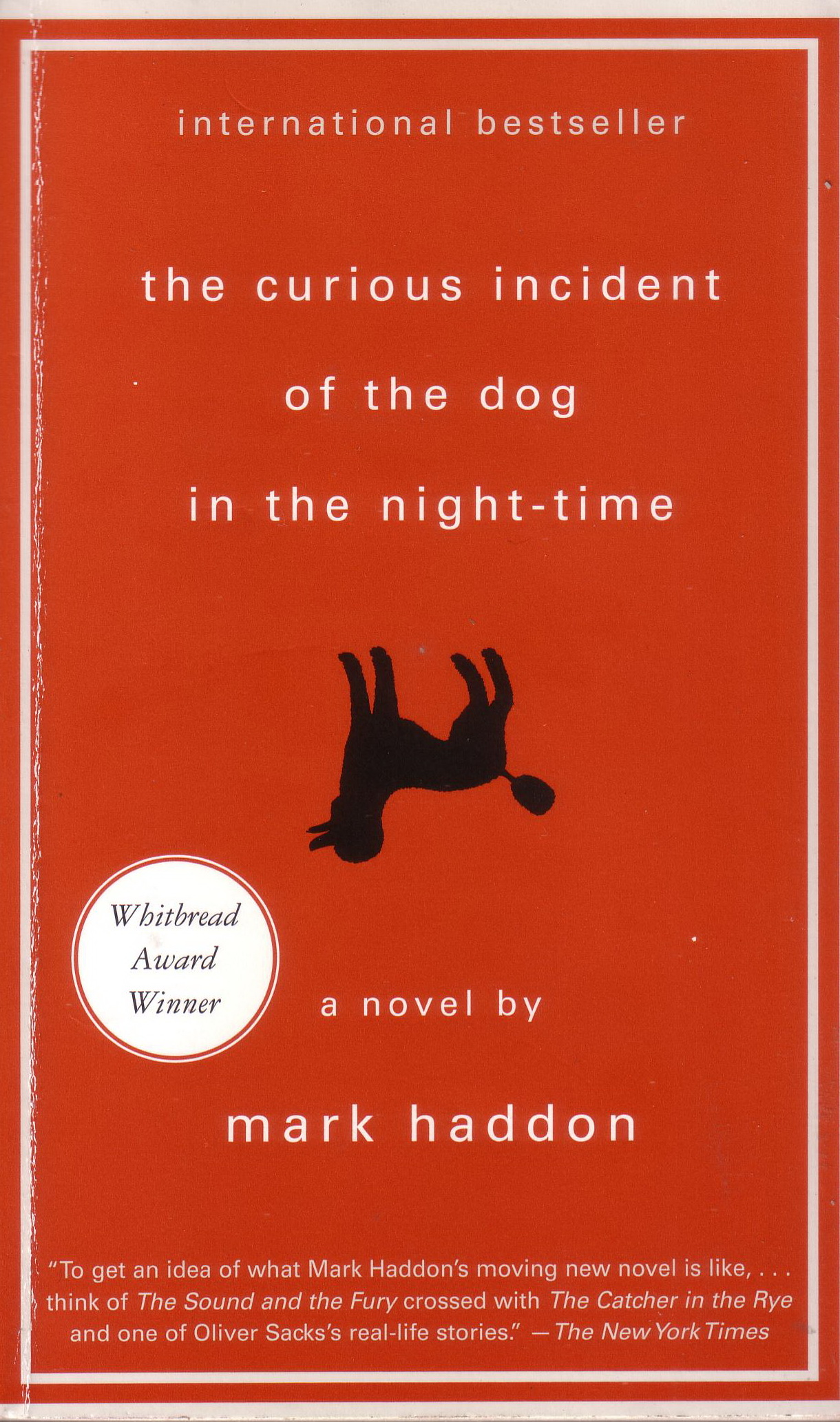 Curious Incident Dog Night Time Essay